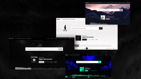 New Pro Page Design + 4 New Free Themes